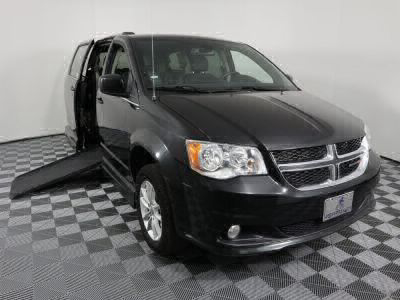 New Wheelchair Van for Sale - 2019 Dodge Grand Caravan SXT Wheelchair Accessible Van VIN: 2C4RDGCG9KR632792
