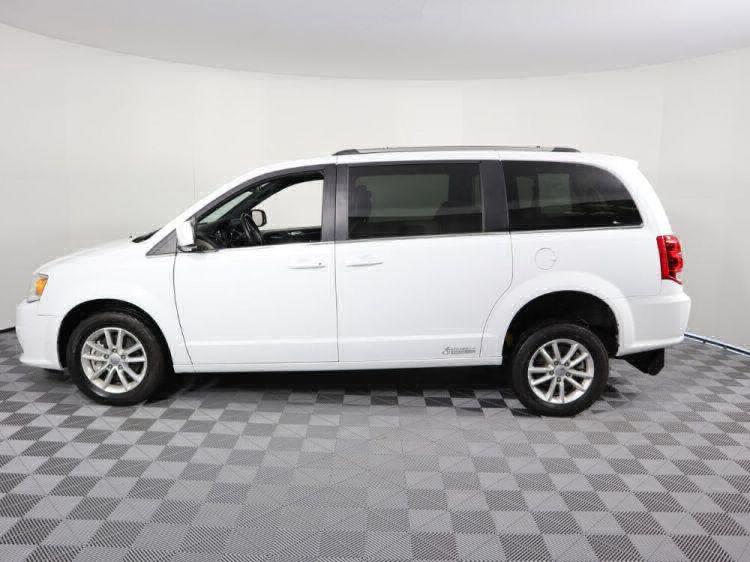 2018 Dodge Grand Caravan SXT Wheelchair Van For Sale #33