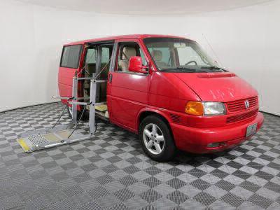 Used Wheelchair Van for Sale - 2003 Volkswagen EuroVan GLS Wheelchair Accessible Van VIN: WV2KB47003H005108