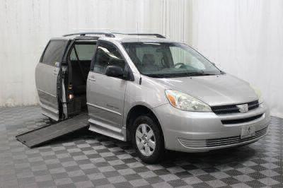 Used Wheelchair Van for Sale - 2005 Toyota Sienna LE Wheelchair Accessible Van VIN: 5TDZA23C15S295605