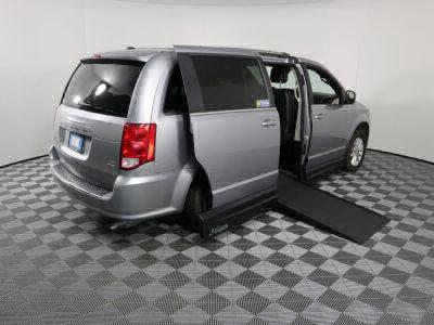New Wheelchair Van for Sale - 2019 Dodge Grand Caravan SXT Wheelchair Accessible Van VIN: 2C4RDGCG0KR614827