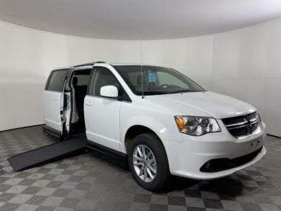 New Wheelchair Van for Sale - 2019 Dodge Grand Caravan SXT Wheelchair Accessible Van VIN: 2C4RDGCG0KR786971