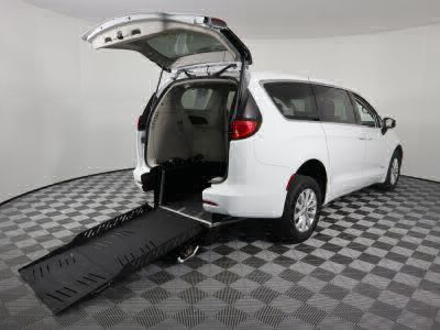New Wheelchair Van for Sale - 2017 Chrysler Pacifica Touring Wheelchair Accessible Van VIN: 2C4RC1DG7HR676667