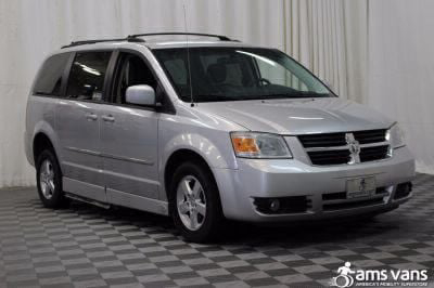 2010 Dodge Grand Caravan Wheelchair Van For Sale -- Thumb #7