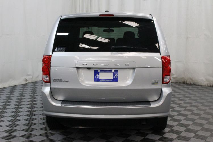 2012 Dodge Grand Caravan R/T Wheelchair Van For Sale #14