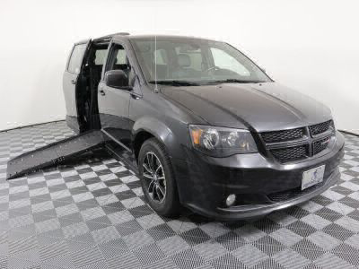 New Wheelchair Van for Sale - 2018 Dodge Grand Caravan GT Wheelchair Accessible Van VIN: 2C4RDGEG9JR343276