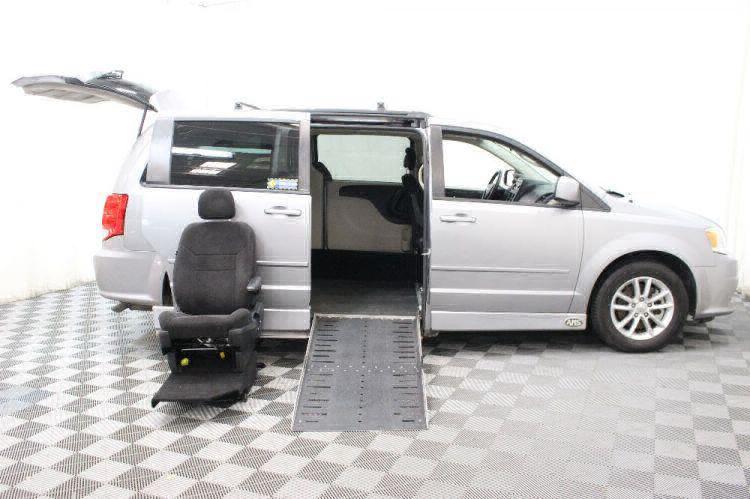 2013 Dodge Grand Caravan SXT Wheelchair Van For Sale #10