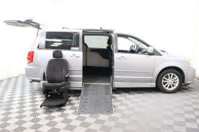 2013 Dodge Grand Caravan Wheelchair Van For Sale -- Thumb #10