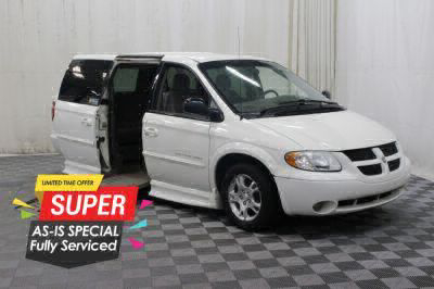 Handicap Van for Sale - 2002 Dodge Grand Caravan Sport Wheelchair Accessible Van VIN: 2B4GP44332R640117