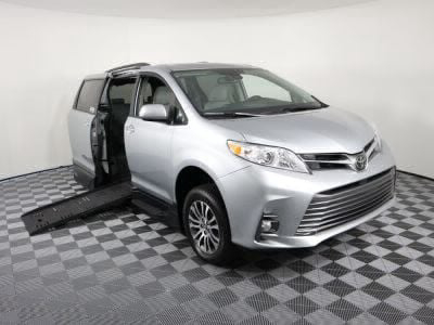 New Wheelchair Van for Sale - 2020 Toyota Sienna XLE Wheelchair Accessible Van VIN: 5TDYZ3DC3LS034742