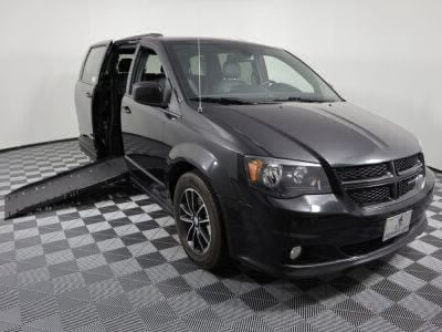 New Wheelchair Van for Sale - 2018 Dodge Grand Caravan GT Wheelchair Accessible Van VIN: 2C4RDGEG3JR346254