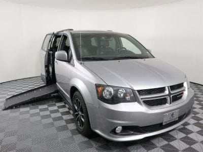 New Wheelchair Van for Sale - 2018 Dodge Grand Caravan GT Wheelchair Accessible Van VIN: 2C4RDGEG0JR335521