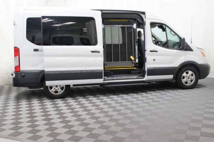 2017 Ford Transit Passenger 350 XLT 15 Wheelchair Van For Sale #6