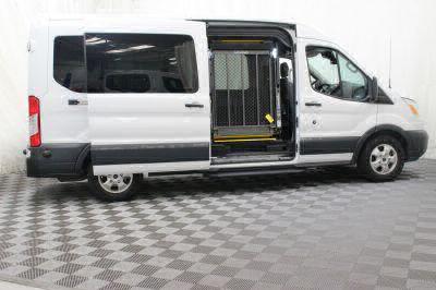 2017 Ford Transit Passenger Wheelchair Van For Sale -- Thumb #6