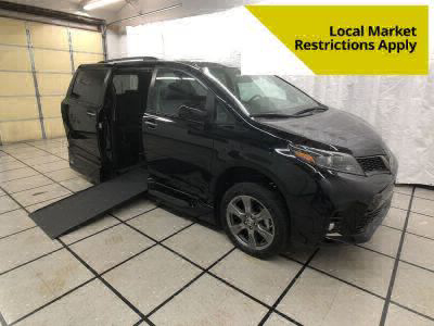 New Wheelchair Van for Sale - 2020 Toyota Sienna SE NAV Wheelchair Accessible Van VIN: 5TDXZ3DC5LS085185