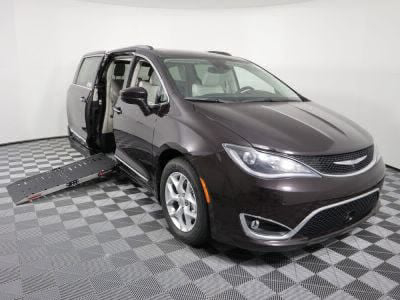 New Wheelchair Van for Sale - 2017 Chrysler Pacifica Touring-L Plus Wheelchair Accessible Van VIN: 2C4RC1EG4HR597830