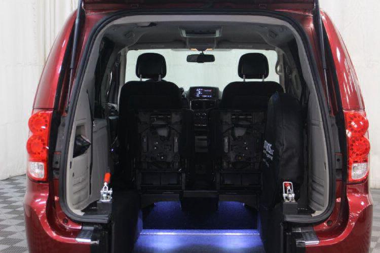 2014 Dodge Grand Caravan SE Wheelchair Van For Sale #20