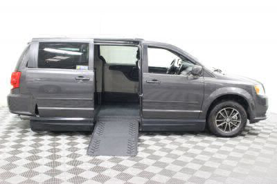 New Wheelchair Van for Sale - 2017 Dodge Grand Caravan SXT Wheelchair Accessible Van VIN: 2C4RDGCG0HR735592