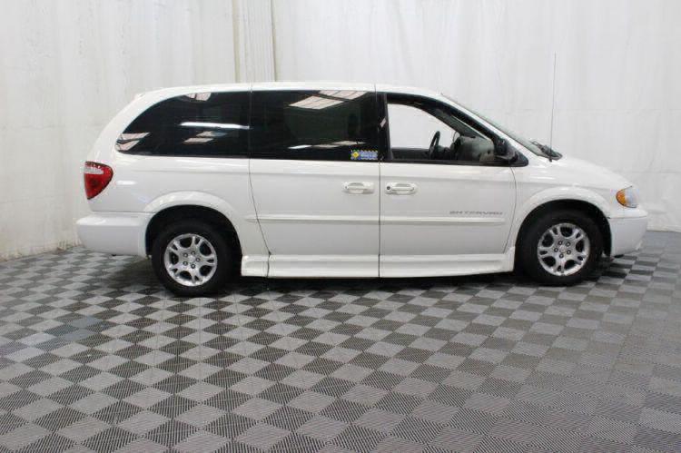 2002 Dodge Grand Caravan Sport Wheelchair Van For Sale #6