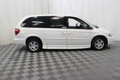 2002 Dodge Grand Caravan Wheelchair Van For Sale -- Thumb #6