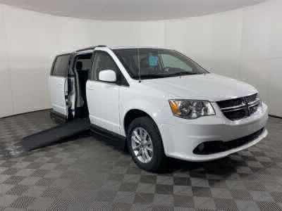 New Wheelchair Van for Sale - 2019 Dodge Grand Caravan SXT Wheelchair Accessible Van VIN: 2C4RDGCG8KR736710