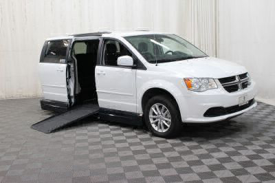 Handicap Van for Sale - 2016 Dodge Grand Caravan SXT Wheelchair Accessible Van VIN: 2C4RDGCG8GR371372