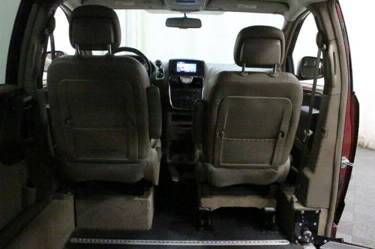 2012 Chrysler Town and Country Touring Wheelchair Van For Sale #13