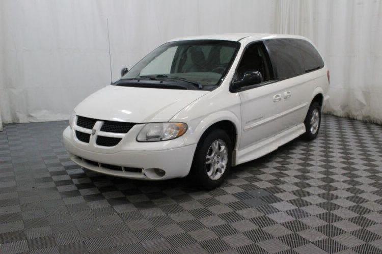 2002 Dodge Grand Caravan Sport Wheelchair Van For Sale #12