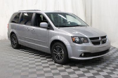 Commercial Wheelchair Vans for Sale - 2017 Dodge Grand Caravan GT ADA Compliant Vehicle VIN: 2C4RDGEG5HR792237