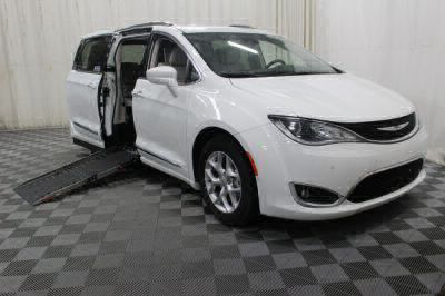 Handicap Van for Sale - 2017 Chrysler Pacifica Touring-L Plus Wheelchair Accessible Van VIN: 2C4RC1EG8HR756820