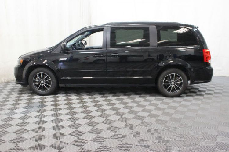 2017 Dodge Grand Caravan GT Wheelchair Van For Sale #10