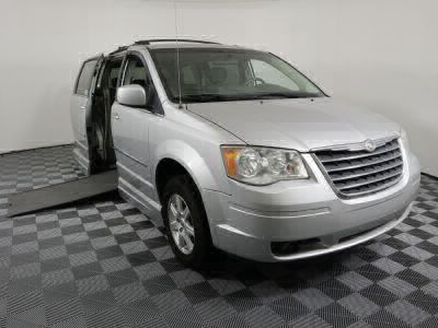 Used Wheelchair Van for Sale - 2010 Chrysler Town & Country Touring Wheelchair Accessible Van VIN: 2A4RR5D18AR249600