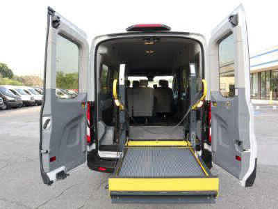 New Wheelchair Van for Sale - 2019 Ford Transit Passenger 350 XLT Wheelchair Accessible Van VIN: 1FBAX2CM1KKA75702