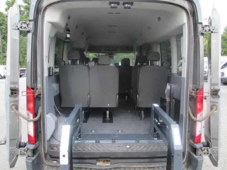 Used 2016 Ford Transit Passenger 350 XLT Wheelchair Van