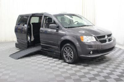 Handicap Van for Sale - 2017 Dodge Grand Caravan SXT Wheelchair Accessible Van VIN: 2C4RDGCG4HR692696