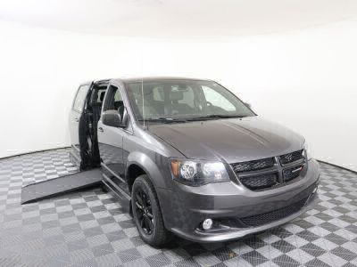 Handicap Van for Sale - 2019 Dodge Grand Caravan SXT Wheelchair Accessible Van VIN: 2C7WDGCG0KR796213