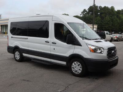 New Wheelchair Van for Sale - 2019 Ford Transit Passenger 350 XLT Wheelchair Accessible Van VIN: 1FBAX2CM9KKA47548