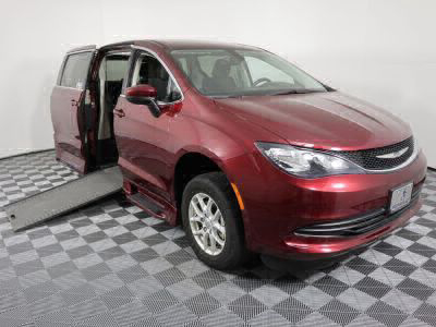 Used Wheelchair Van for Sale - 2017 Chrysler Pacifica Touring Wheelchair Accessible Van VIN: 2C4RC1DG5HR804307