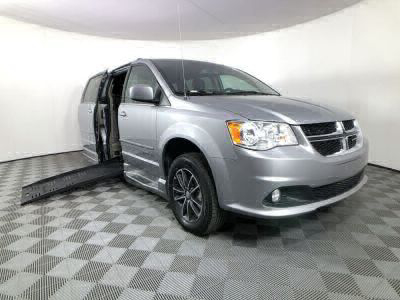 Used Wheelchair Van for Sale - 2017 Dodge Grand Caravan SXT Wheelchair Accessible Van VIN: 2C4RDGCG7HR847239
