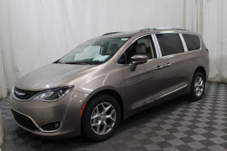 2017 Chrysler Pacifica Touring-L Plus Wheelchair Van For Sale #32