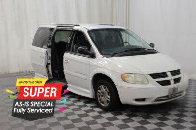 Used Wheelchair Van for Sale - 2005 Dodge Grand Caravan SE Wheelchair Accessible Van VIN: 2D8GP24R85R248462