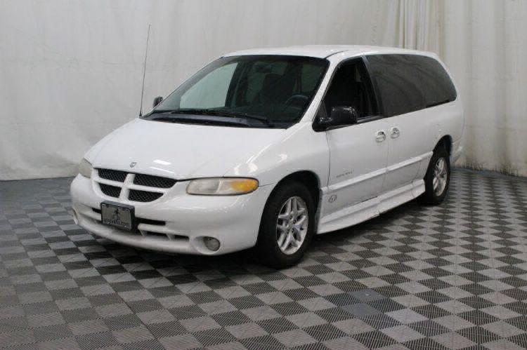 2000 Dodge Grand Caravan SE Wheelchair Van For Sale #27