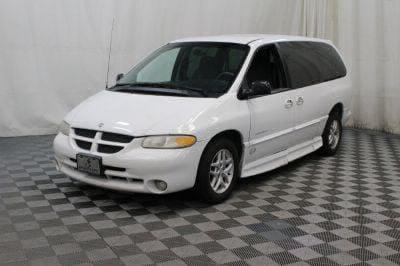 2000 Dodge Grand Caravan Wheelchair Van For Sale -- Thumb #27
