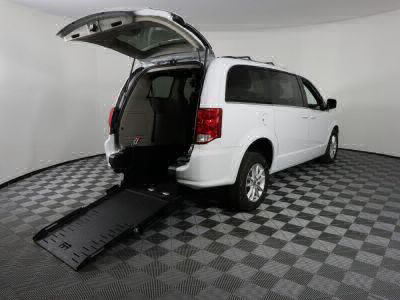 New Wheelchair Van for Sale - 2019 Dodge Grand Caravan SXT Wheelchair Accessible Van VIN: 2C4RDGCG4KR580617