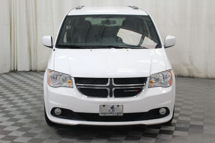 2017 Dodge Grand Caravan SXT Wheelchair Van For Sale #40