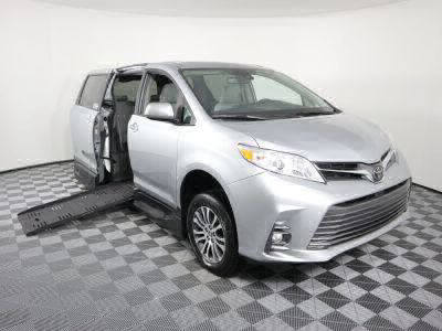 New Wheelchair Van for Sale - 2019 Toyota Sienna XLE Wheelchair Accessible Van VIN: 5TDYZ3DC9KS010296