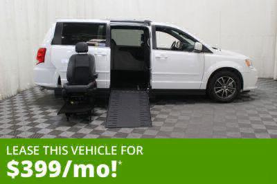 New Wheelchair Van for Sale - 2017 Dodge Grand Caravan SXT Wheelchair Accessible Van VIN: 2C4RDGCG2HR589275