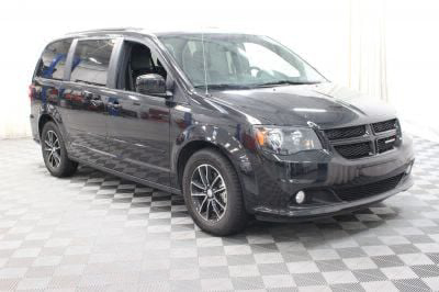 Commercial Wheelchair Vans for Sale - 2017 Dodge Grand Caravan GT ADA Compliant Vehicle VIN: 2C4RDGEG3HR737267