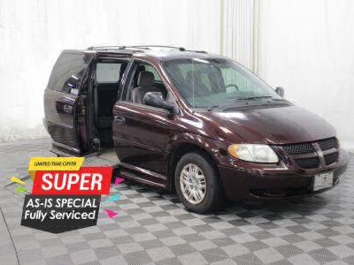 Used Wheelchair Van for Sale - 2004 Dodge Grand Caravan SE Wheelchair Accessible Van VIN: 1D4GP24R94B602293
