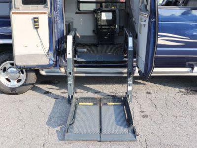 2012 Ford Econoline E150 Wheelchair Van For Sale -- Thumb #6